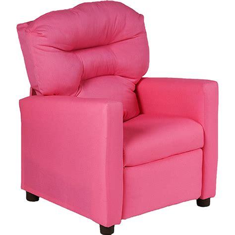 juvenile recliner juvenile recliner pink kids rooms walmart com