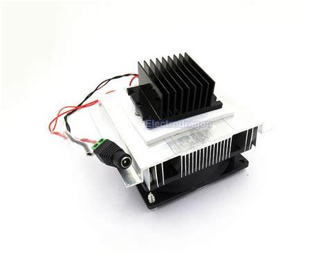 peltier heat sink unit thermoelectric peltier cooler model electrodragon