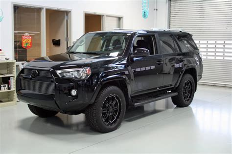 Toyota 4runner Xsp X Package Gear Up Regional Toyota Distributer Creates Unique Trim