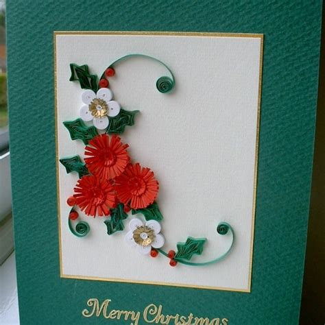Card Patterns Handmade - my tree paper quilling circles and dots and