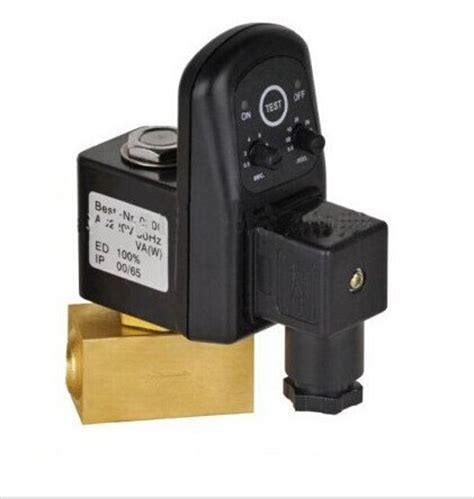Solenoid Timer 12 aliexpress buy pu220 02 coil with timer 12vdc etc