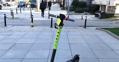 marti scooter  kiralama fiyatlari ne kadar dakikasi