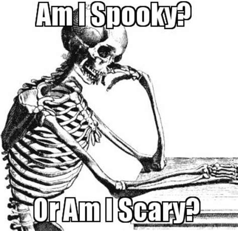 Spooky Memes - spooky or scary spooky scary skeletons know your meme