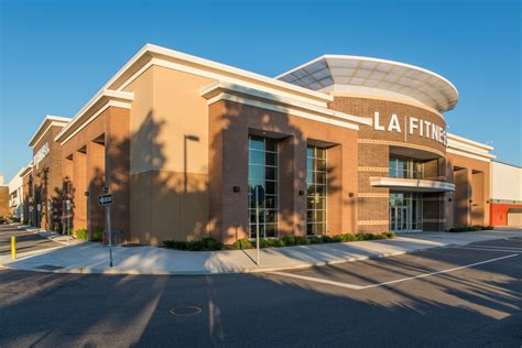 Garden City La Fitness by Fitnesscenters March Associates