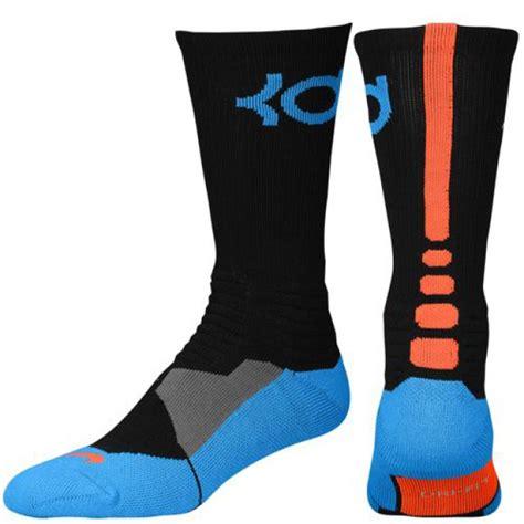 Jual Nike Elite Socks jual kaos kaki basket nike kd hyper elite crew socks black original termurah di indonesia