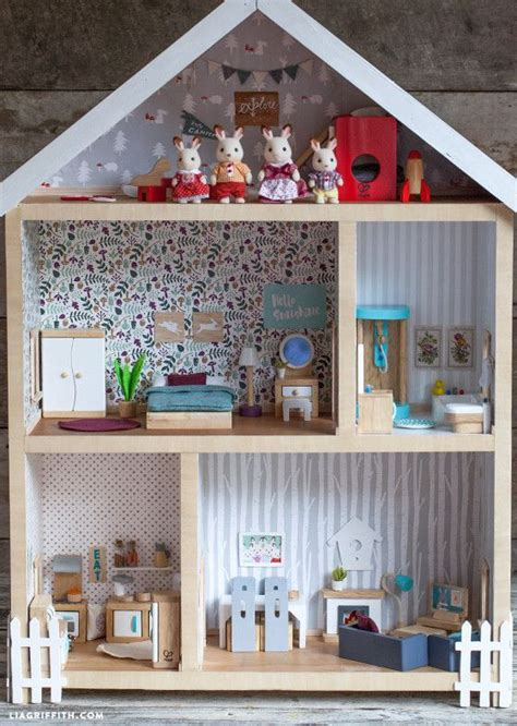 diy dollhouse dollhouses diy dollhouse and doll houses on