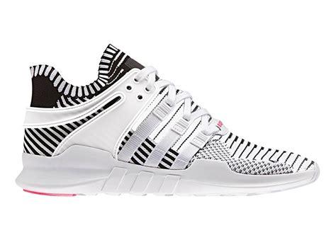 Adidas Eqt Adv 91 16 Solar Zebra adidas eqt adv primeknit ba7496 sneakernews