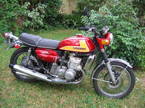 Suzuki Photo Suzuki Gt Series