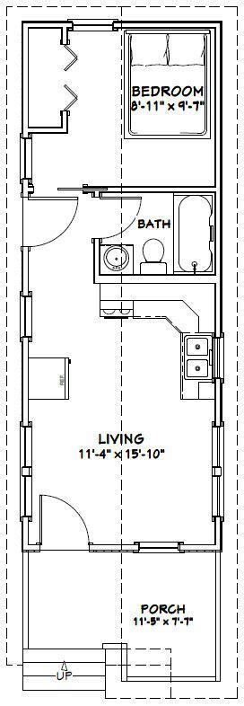 tiny house xhb  sq ft excellent