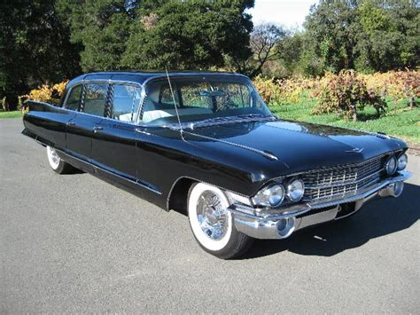 1962 Cadillac Limo by 1962 Cadillac Series 75 Fleetwood Limousine For Sale