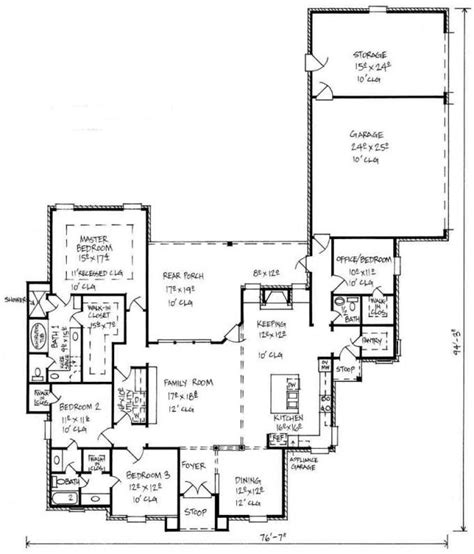 House Plans With Keeping Rooms by 653449 French Country 4 Bedroom 2 5 Bath House Plan