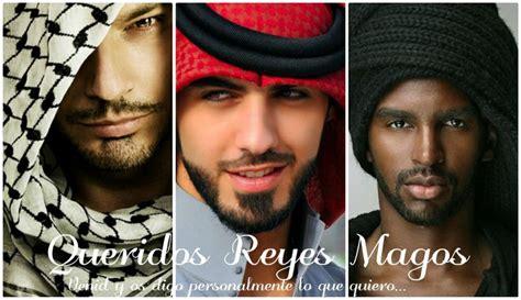 imagenes de los reyes magos sexis reyes magos m 225 s guapos