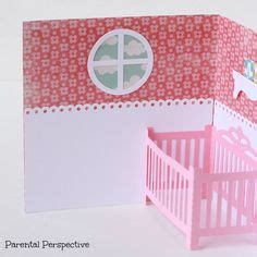 Pop Up Crib Card Template by Nursery Crib Pop Up Display Card Nursery Crib Ideas And