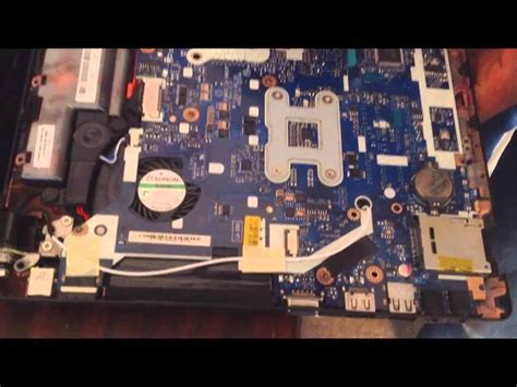 acer laptop charger not working acer aspire 5750z dc power repair replacement diy