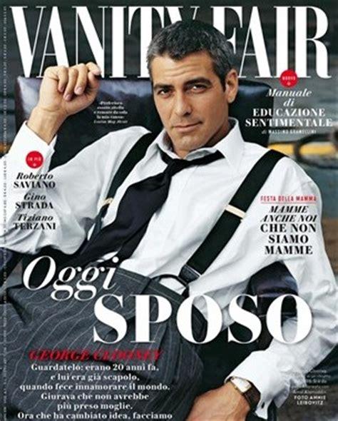 George Clooney Vanity Fair by George Clooney Il Punto G Vanityfair It