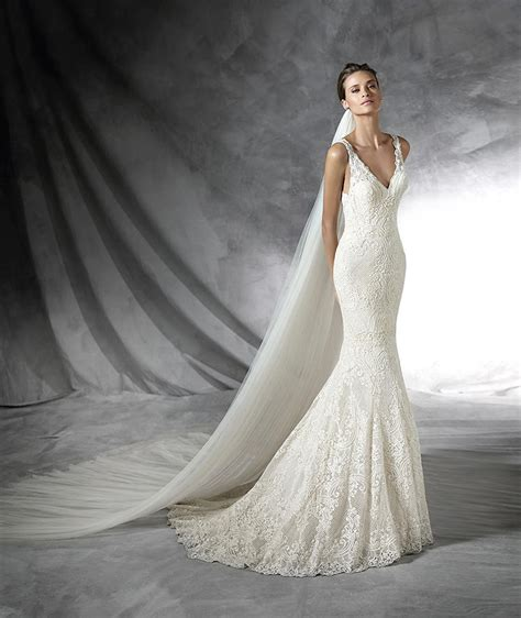pronovias wedding dresses for sale preowned wedding dresses pronovias prola 3 000 size 2 new un altered wedding