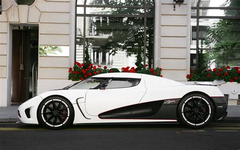 koenigsegg white 10 celebrities most exotic car collections richest list