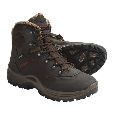 lowa nabucco tex 174 mid snow boots for save 36