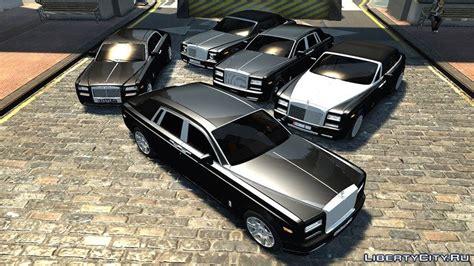 rolls royce motor cars rolls royce motor cars pack v1 0 для gta 4