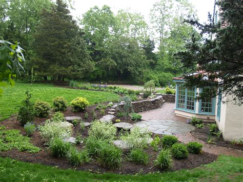 backyard landscape pics rain garden landscape ideas madison wi proscapes llc