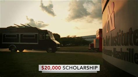 food truck commercial actress the art institutes tv commercial for the great food truck