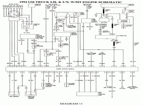 1994 chevy truck wiring diagram free transmission