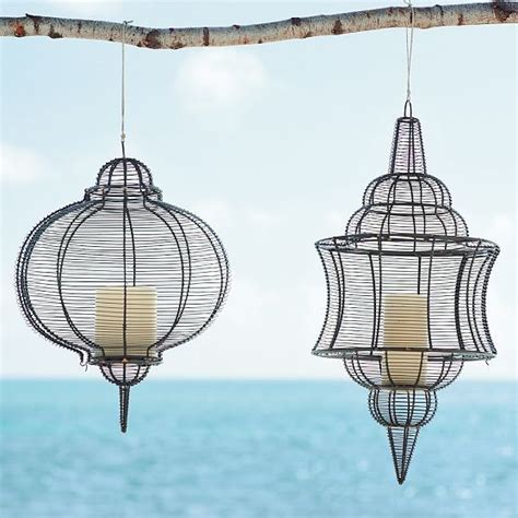Wired Landscape Lighting Wire Lanterns Eclectic Outdoor Wall Lights And Sconces