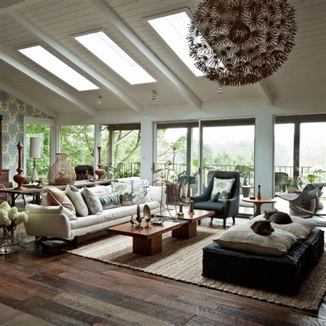rustic modern living room decor and design ideas