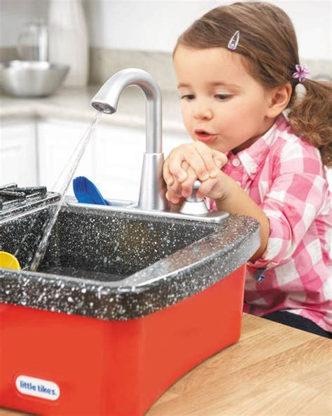 tikes kitchen sink and burner tikes 174 splish splash sink stove target