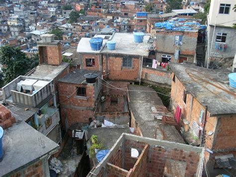 typical houses   favela photo