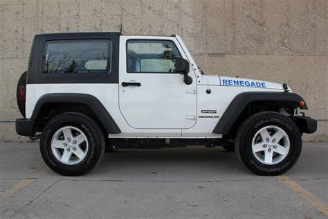 2010 Jeep Wrangler Sport 2010 Jeep Wrangler Sport 4 215 4 6 Speed Envision Auto