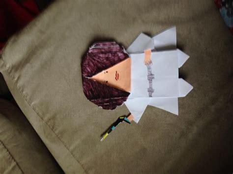 Origami Princess Label Maker - princess label maker origami yoda