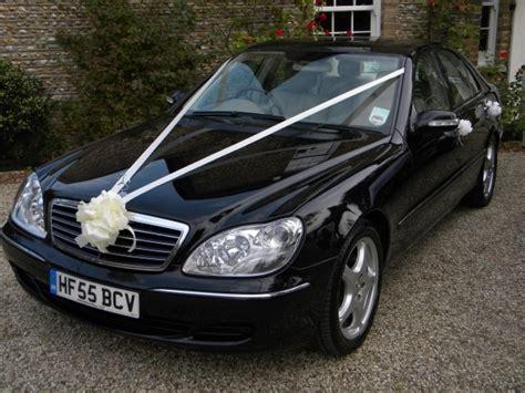 Wedding Car Back by Mercedes Wedding Car