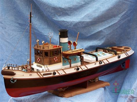 sleepboot ulises occre kits 61001 ulises tug boat 1960 830 mm length