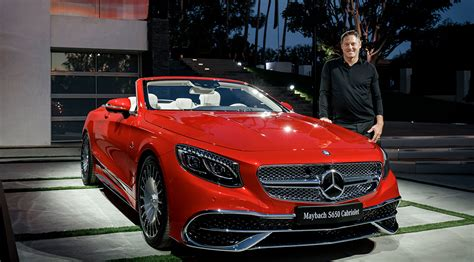 Mercades Pictures the new mercedes maybach s 650 cabriolet