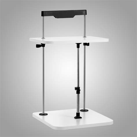 desktop adjustable stand up desk 3 tier adjustable computer standing desk stand up home