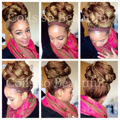 pretwisted senegalese crochet hairstyles how i crocheted micro senegalese twists into my hair