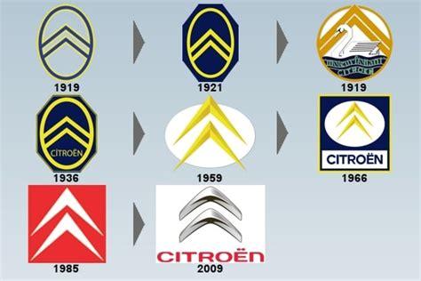 citroen logo history le logo citro 235 n