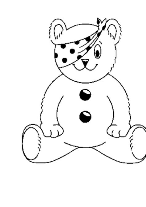 pudsey template printables children in need pudsey poster competition by v3884