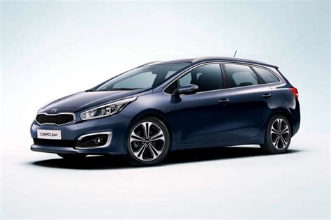 New Kia Ceed Prices The New Kia Ceed Sw 2 2016 Prices And Equipment Carsnb
