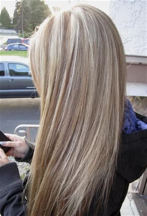 different shades of blonde hair highlights lowlights hair pinterest brown