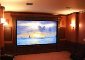 home tv home theater projector orange county tv installers
