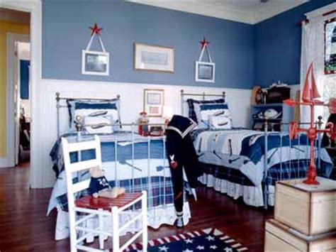 Decorations For Boys Bedrooms by Nautical Bedroom Decor Bright Colors Decorating