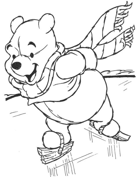 winter coloring page winter coloring pages winter images to color