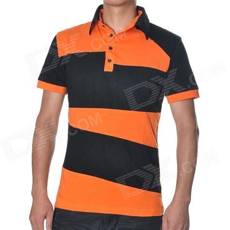 Polo Black Bhn Spndex Fit L stylish cotton spandex sleeves polo shirt t shirt