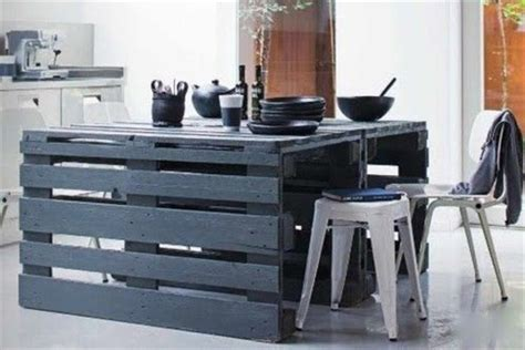 pallet kitchen table for your dining area wooden pallet