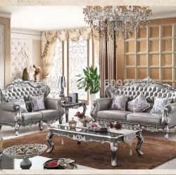 silver table ls living room luxury silver grey oak european style living room