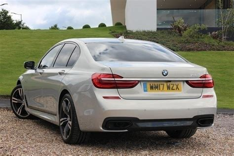 Sporty Series Size M used 2017 bmw 7 series 730d m sport saloon for sale in south gloucestershire pistonheads