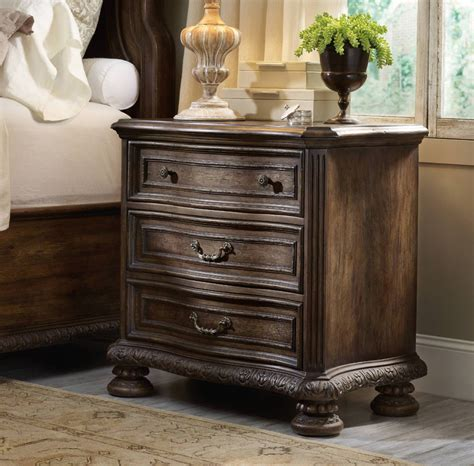 hooker furniture rhapsody  drawer nightstand