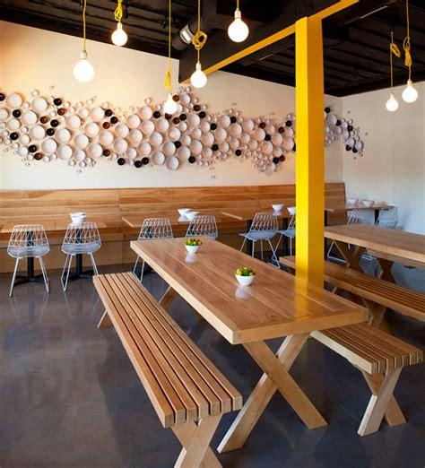 low cost restaurant interior design fleetwood fernandez architects designs yellow fever